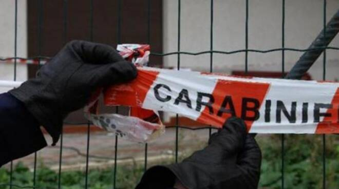 carabinieri sigilli a officina abusiva