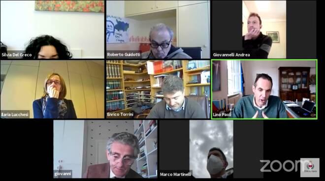 commissione bilancio Lucca