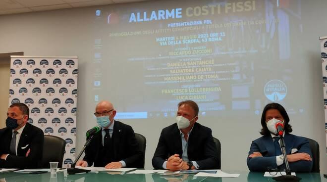conferenza Fdi Zucconi