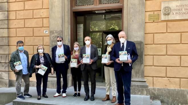 consegna mascherine Ffp2 istituti Firenze