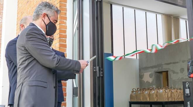 Cromology inaugurazione CromoCampus Tresana Treviso