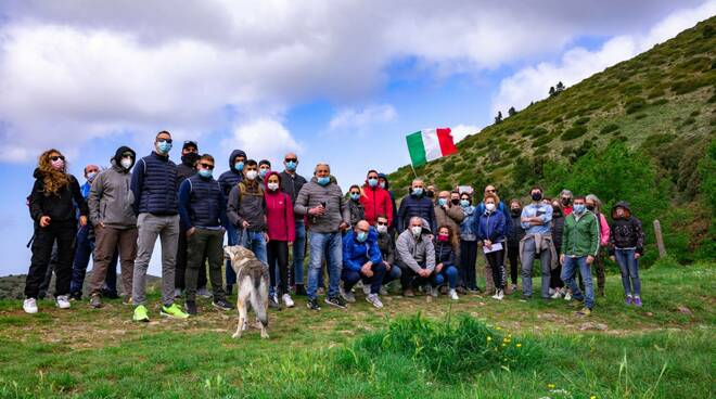 Difendere Lucca al Passo di Dante