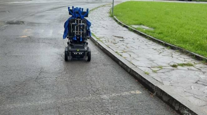 disabili firenze viareggio