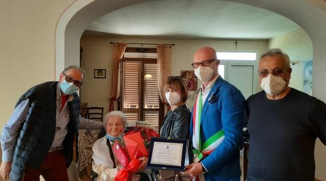 Egle Di Renzone 100 anni