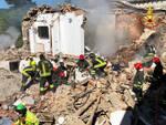 Esplosione casa crollata nel Chianti