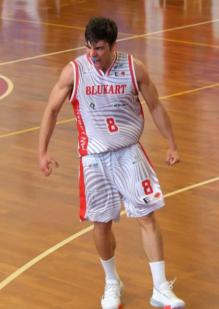 Etrusca San Miniato esultanza time out basket serie B