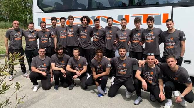 Etrusca San Miniato quarti di finale playoff serie B