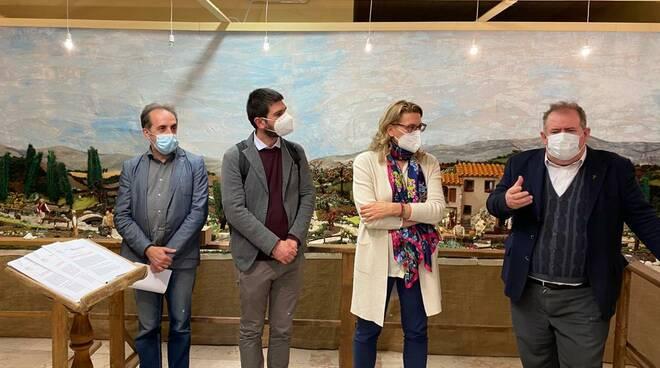 Firma accordo Romea Strata e Associazioni nazionali città dei presepi
