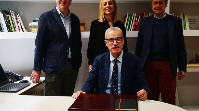 Fondazione San Miniato Promozione inaugurazione nuovo ufficio informazioni