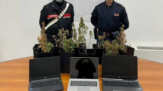polizia e carabinieri massa