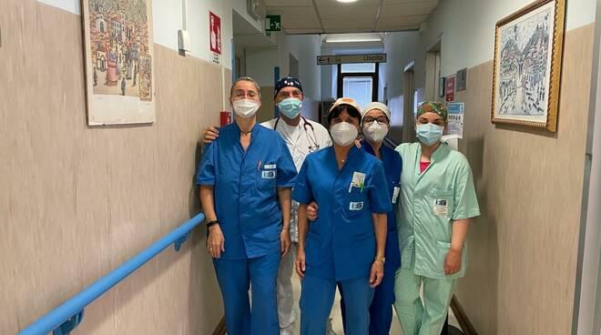 Day service ospedale Pescia