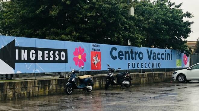 Hub vaccinale Fucecchio e Certaldo
