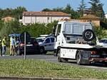 incidente Capanne via Masoria Toscoromagnola polizia municipale