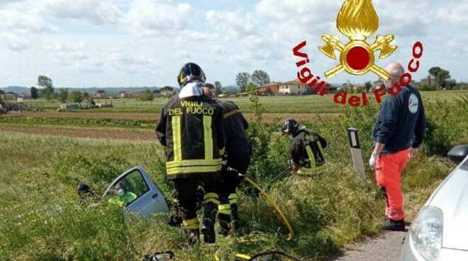 Incidente Petrucci Francesca Bis 6 maggio 2021