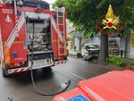 incidente via Valdera Pontedera Ponsacco