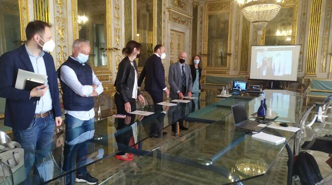 incontro assessori mobilità Lucca Pisa Livorno e Firenze