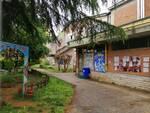 ingresso scuola Guerrazzi via Solferino Castefranco