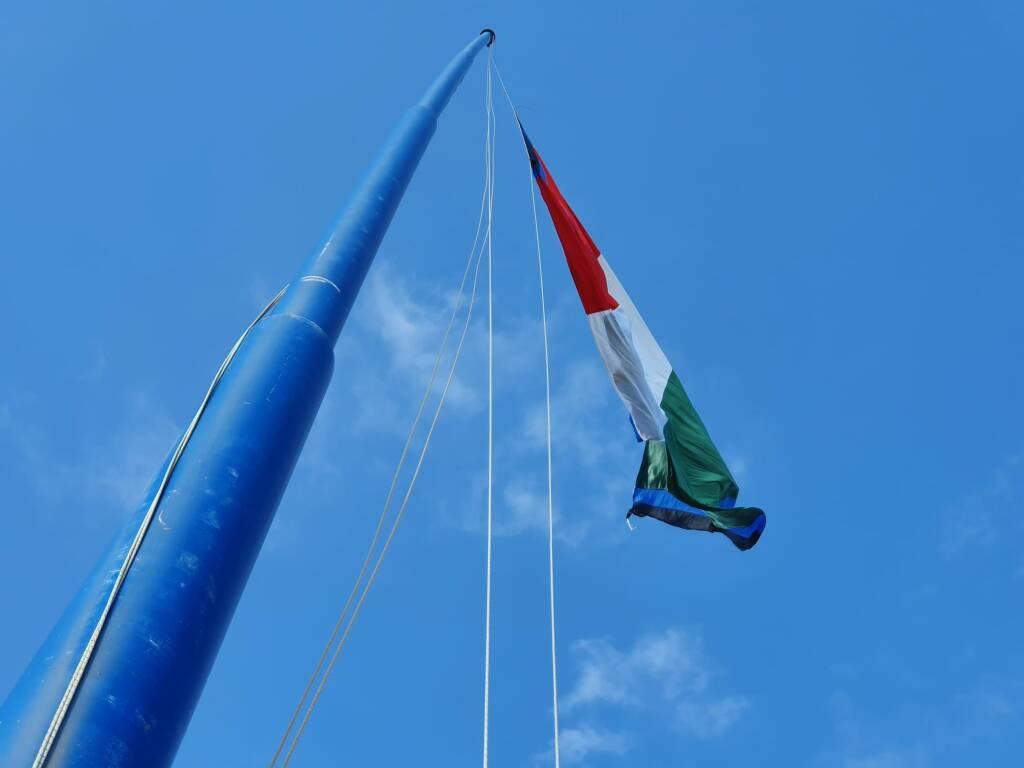inter bandiera viareggio