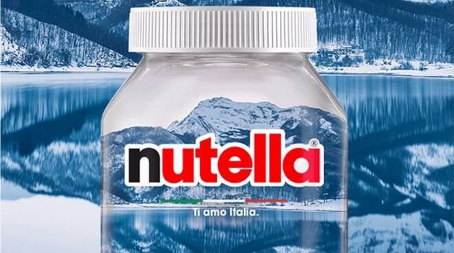 Lago di Gramolazzo concorso Nutella