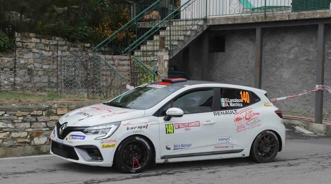 Lanzalaco Marchica Rally Ndm Tecno