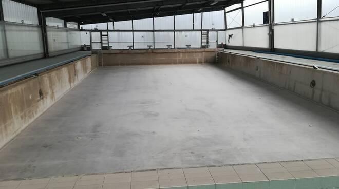 Lavori piscina Gallicano
