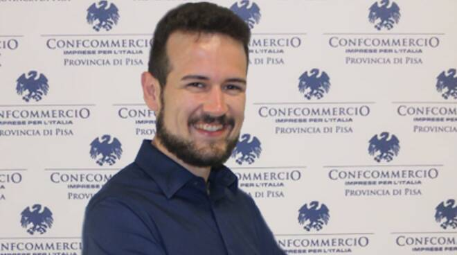 Luca Favilli Confcommercio San Miniato