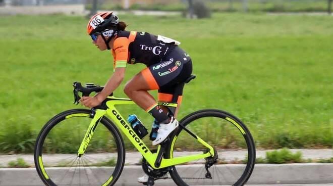 Martina Bassi Manuel Fanini Pro Cycling Team Fanini