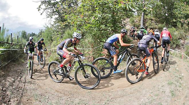 Masters Mountain Bike Marathon al Ciocco