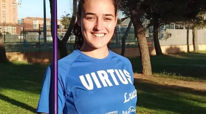 Mattia Paterni Asia Salerno Atletica Virtus Lucca