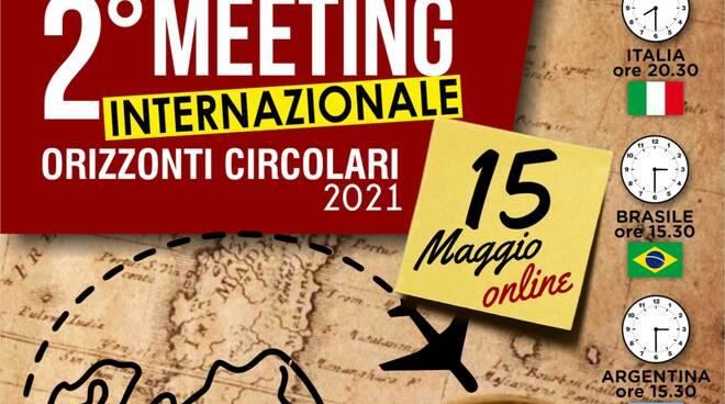 Meeting internazionale di Orizzonti Circolari