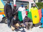 Misericordie Pisane donano ambulanza al Senegal