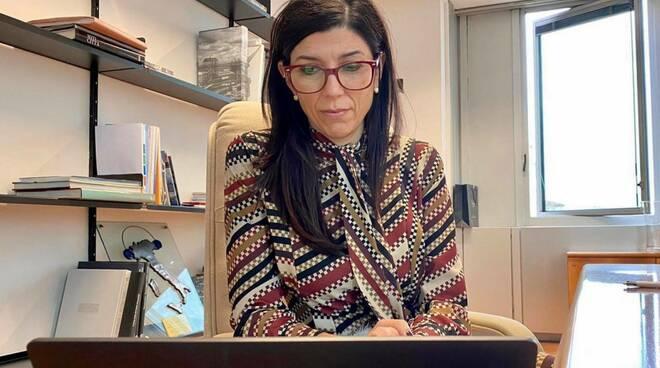Monia Monni assessora regionale ufficio