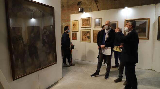 mostra spazio dell'Orcio Guido Bragadini