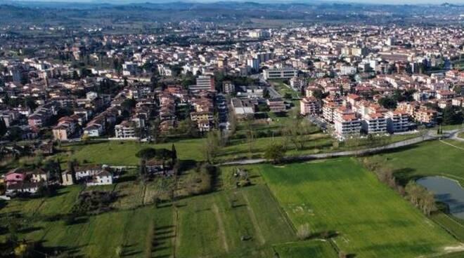 Nuova strada di Serravalle Empoli