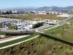 Nuovo ponte ciclopedonale Riglione Cisanello