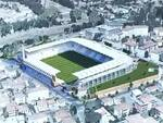 Nuovo stadio Lucchese