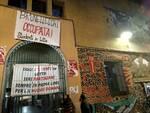 occupazione plesso Brunelleschi università di Firenze