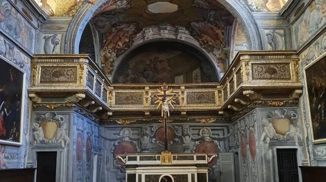 Oratorio degli Angeli e chiesa di San Francesco
