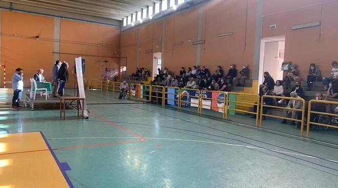 palestra Camigliano Minas Tirith Fratelli d'Italia
