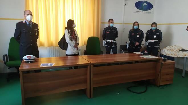 polizia di prossimità al Bucaneve
