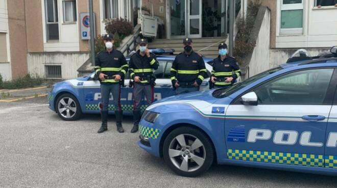 Polstrada Viareggio arresto