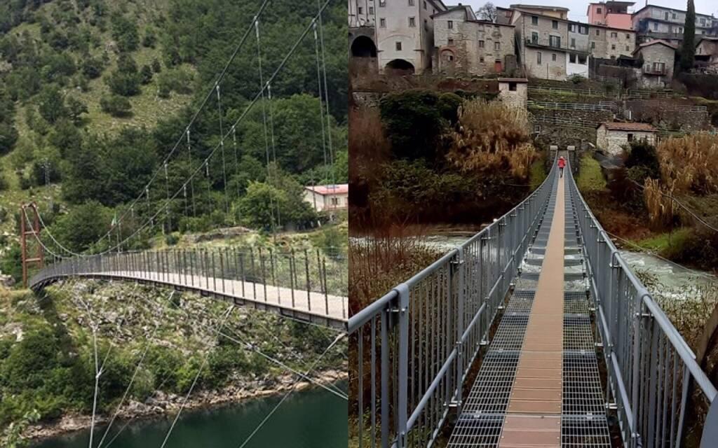 Ponte di Vagli e Casola in Lunigiana