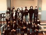 post-it studenti Ite Carrara