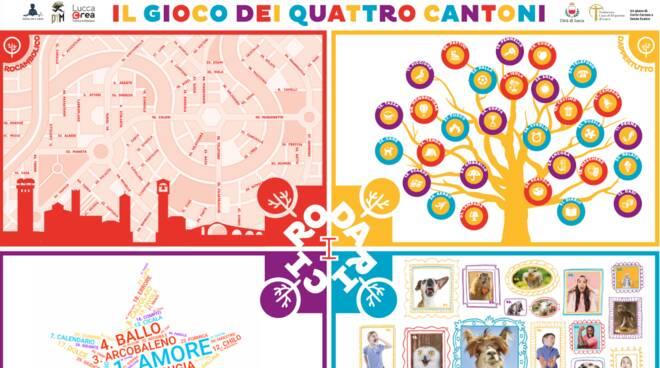 poster I Rodarici Lucca Crea