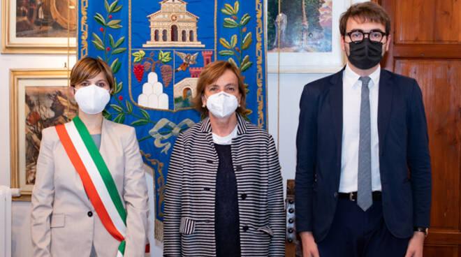 Prefetto di Firenze a Empoli
