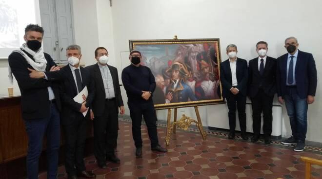 presentazione eventi San Miniato 200 anni morte Napoleone