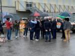 protesta no vax Fucecchio