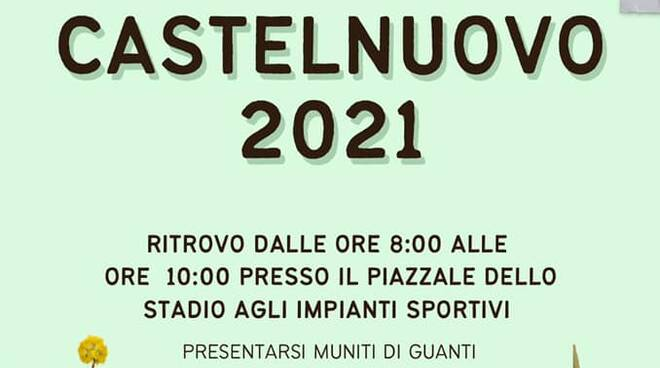 Puliamo Castelnuovo