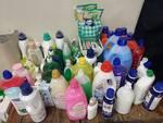 Raccolta alimentare e prodotti per igiene