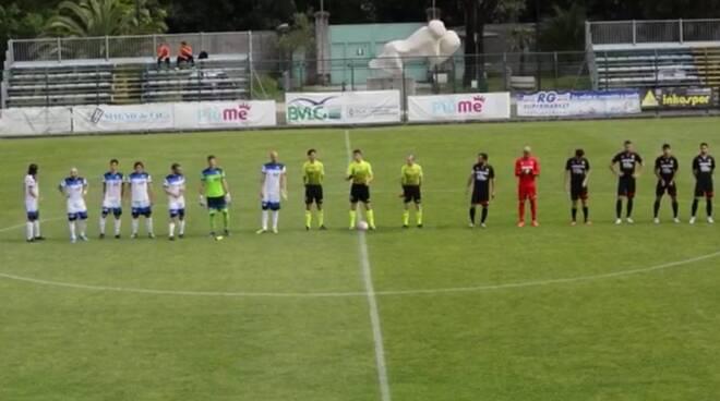 Real Forte Querceta-Fiorenzuola  campionato Serie D 2021